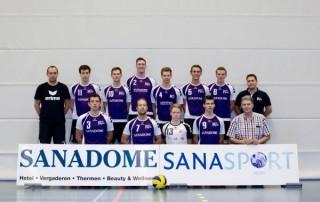 VoCASA Heren 1 | VoCASA volleybal Nijmegen 2015-2016
