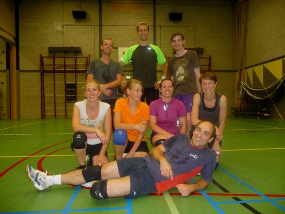 VoCASA volleybal Nijmegen Recreanten 1 2013-2014