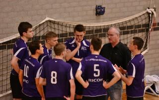 VoCASA volleybal Nijmegen Jongens A