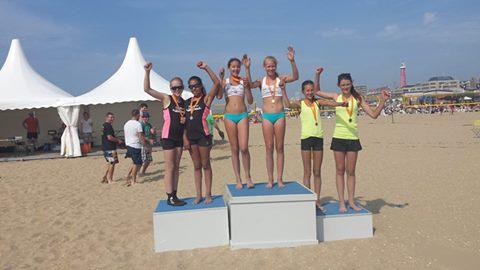 Andrea VoCASA beachvolleybal