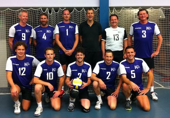 VoCASA Heren 3 | VoCASA volleybal Nijmegen 2015-2016