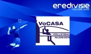 VoCASA Heren1 - Eredivisie