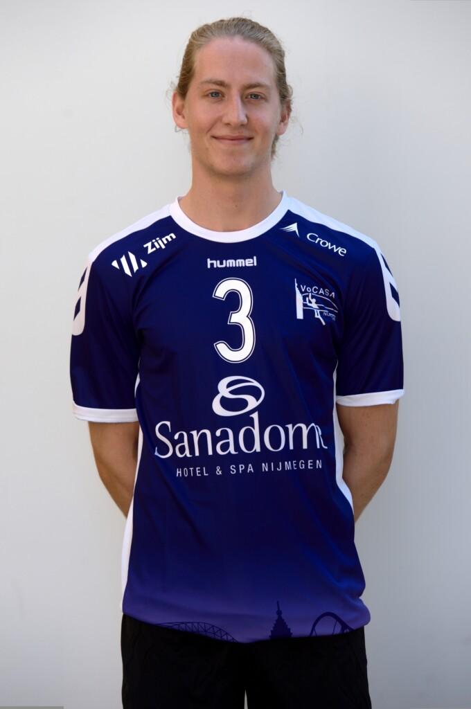 3 Max Van der Weerden (PL) 1.90