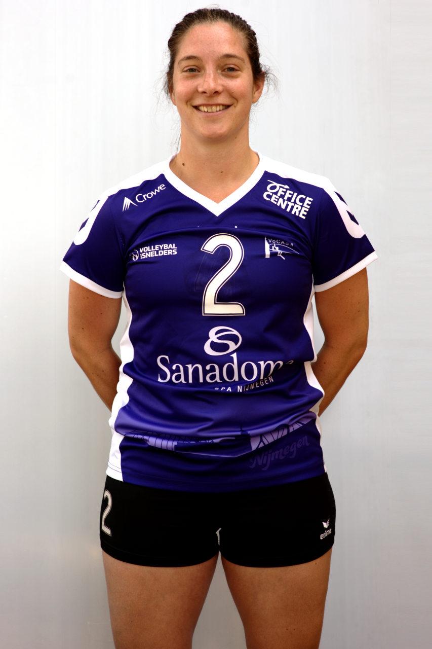 2 Marloes Hendriks (SV)