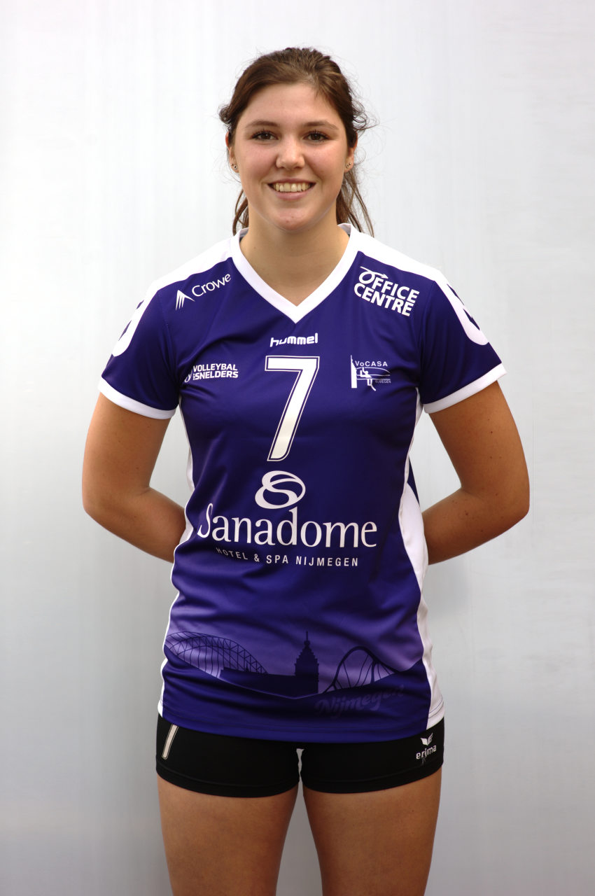 7 Stephanie van Dijck (SV)