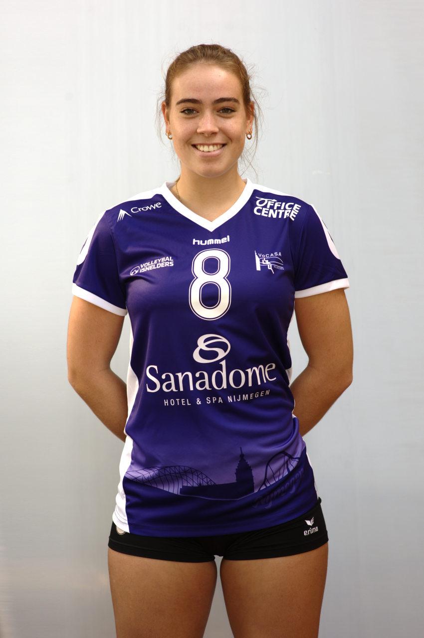 8 Laure Jansen (PL)