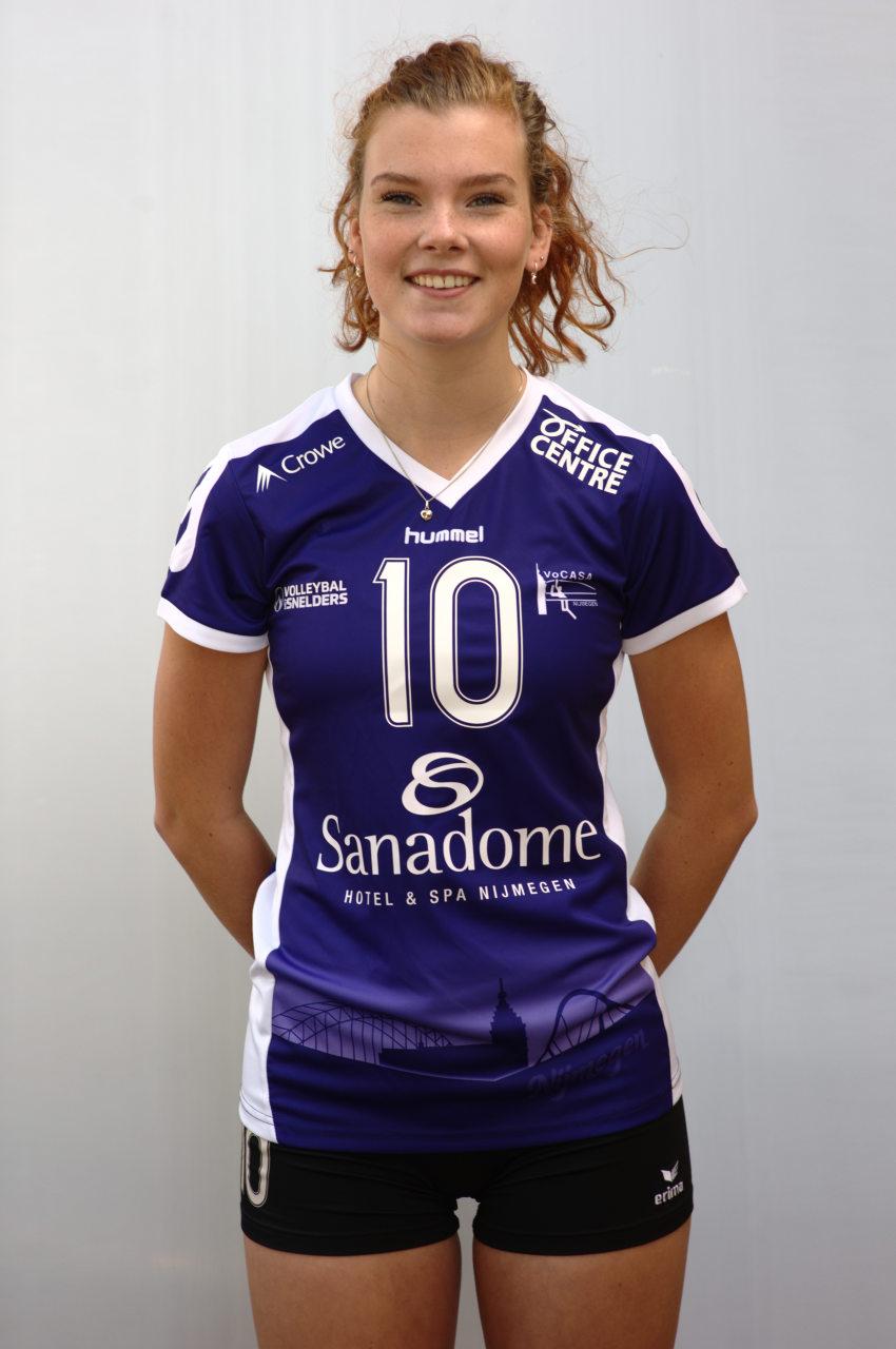 10 Yvette Visser (PL)